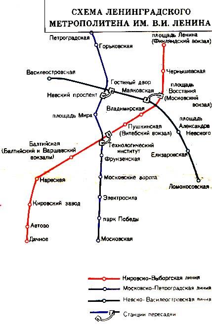 Схема 1974 года
